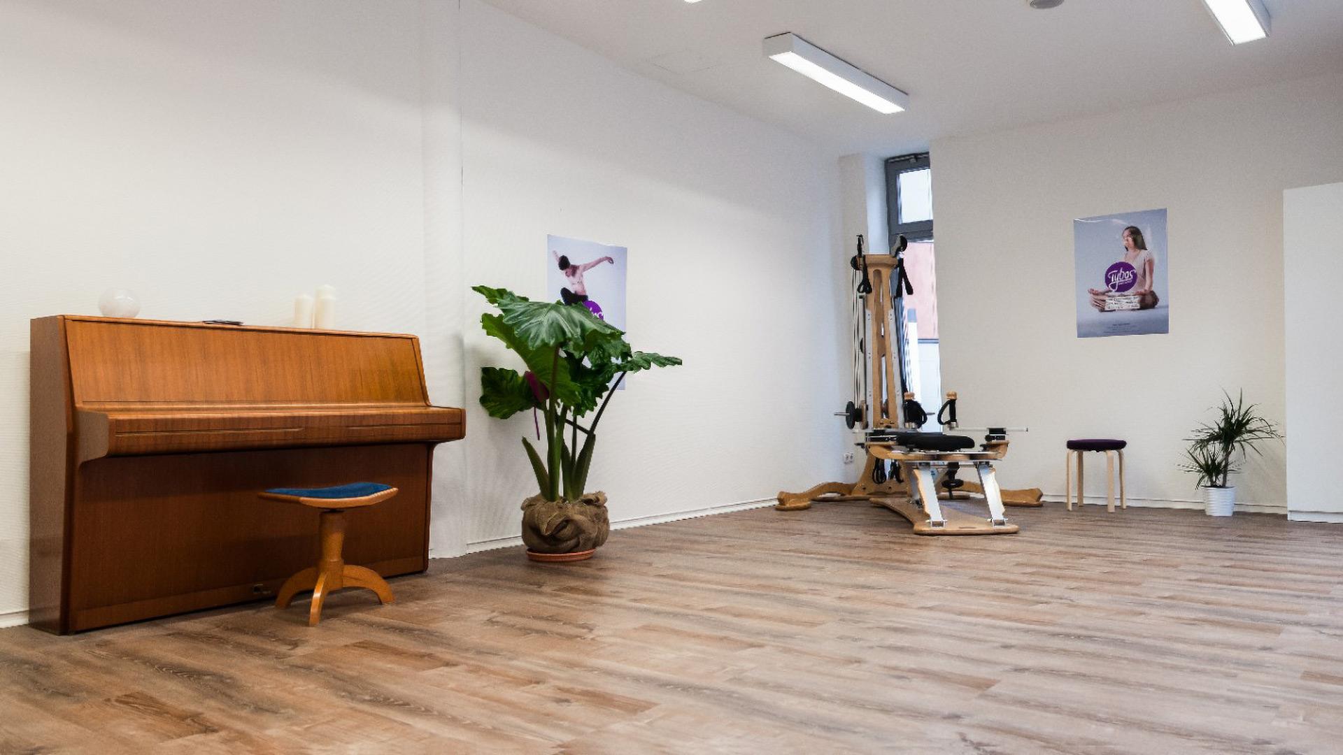 """Trainingsraum """"Tybas Dance Center"""" – Eva Weissmann"""